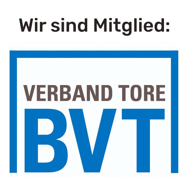 Mitglied bei Verband Tore BVT